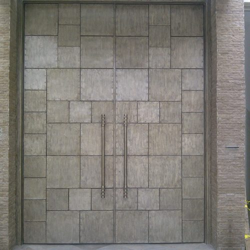 large-double-door-steel-square-panels-multi-point